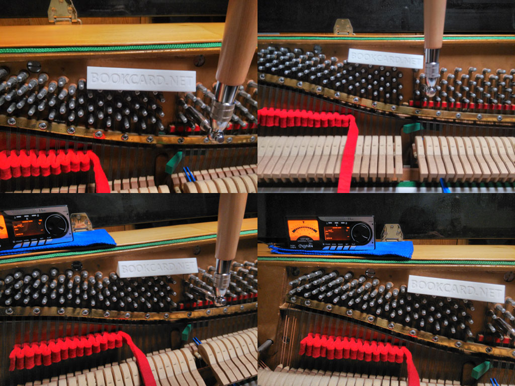 鋼琴-調律