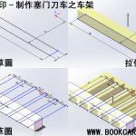 3D打印-製作塞門刀車之車架