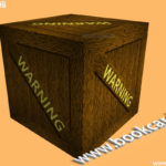 3D建模之木箱