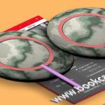 3ds Max 貼圖之『薄壁折射』-放大鏡
