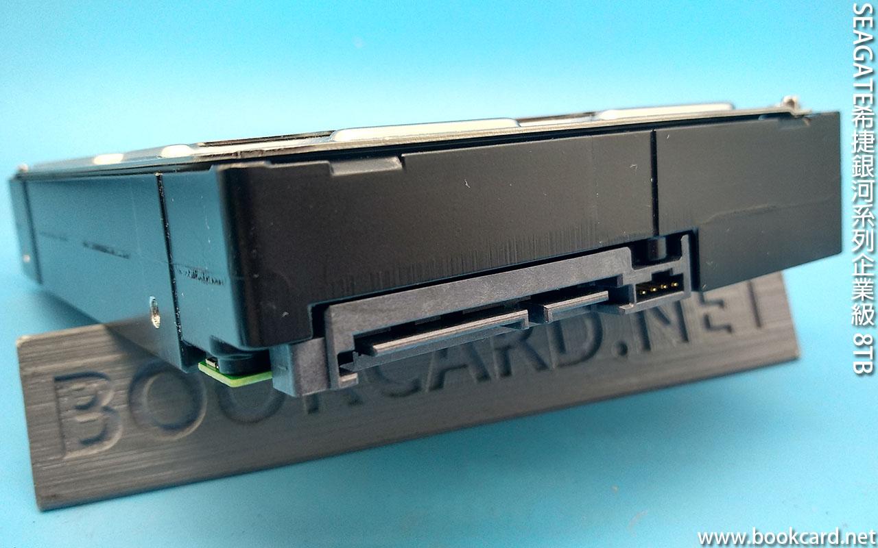 SEAGATE希捷銀河系列企業級 8TB EXOS ST8000NM0055