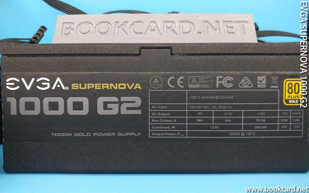 EVGA SUPERNOVA 1000 G2