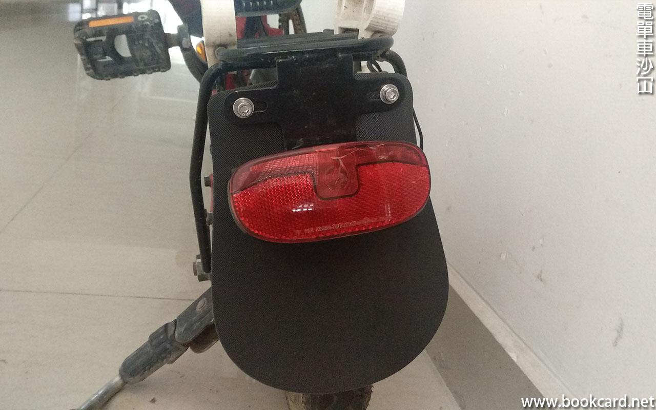 電單車擋泥板
