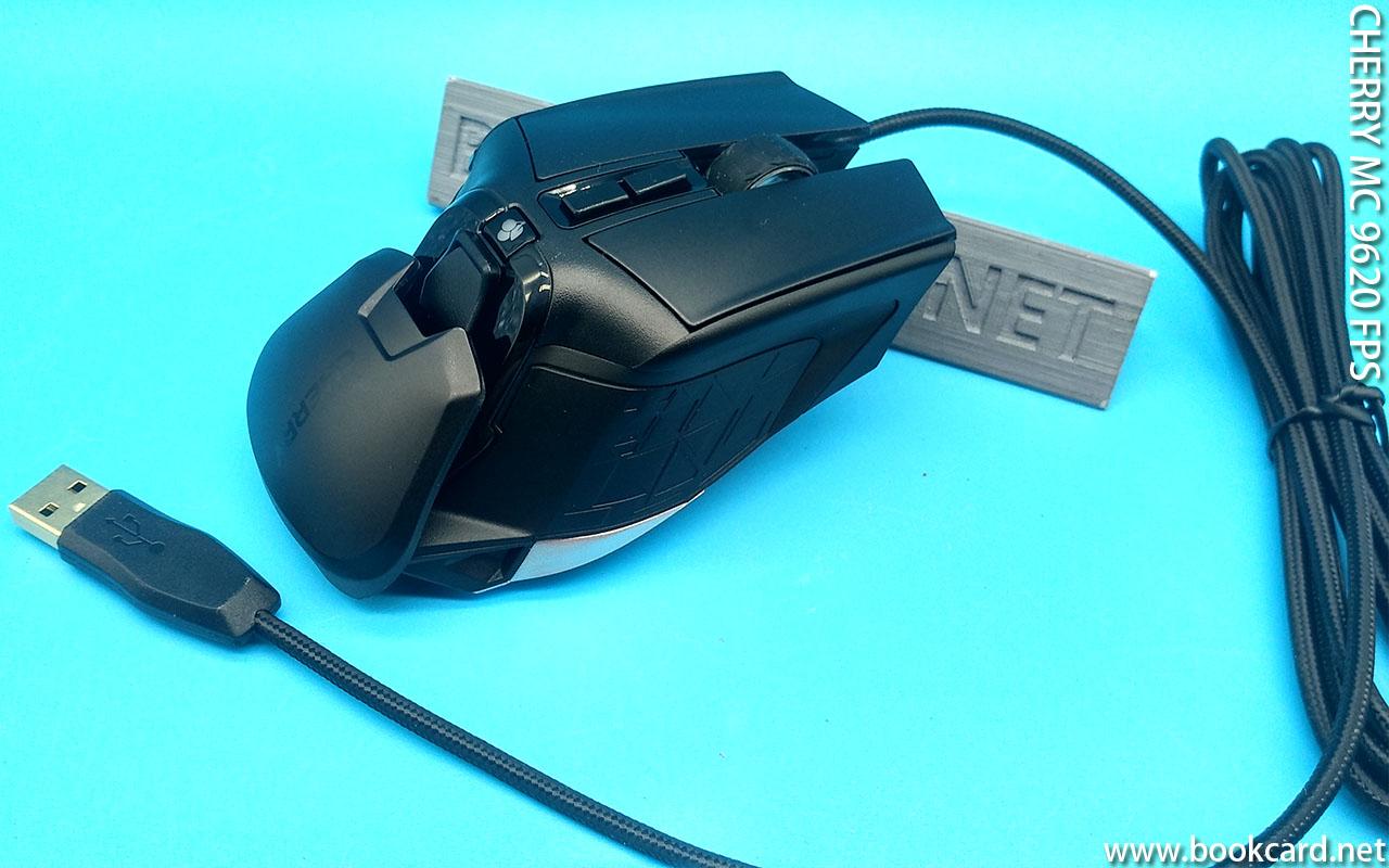 CHERRY MC 9620 FPS拆包驗貨