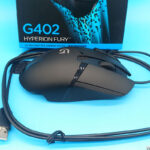 Logitech滑鼠G402
